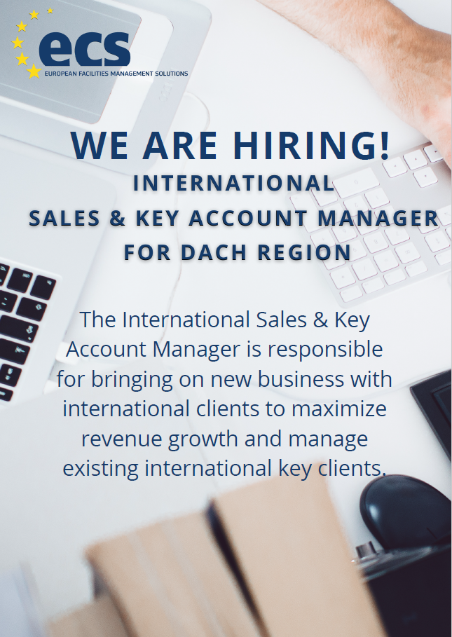 International Sales&key Account Manager