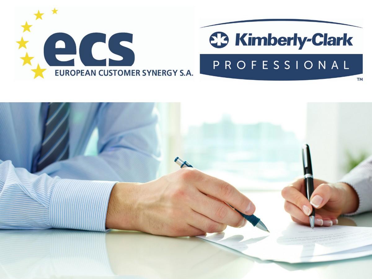 Kimberly-Clark Unterzeichnungsbild